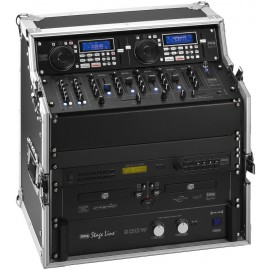 Flightcase DJ professionnel