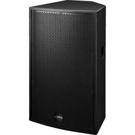 Enceinte professionnelle DJ, 350 W, 8 Ω