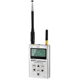 Analyseur de spectre HF, 15-2700 MHz