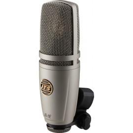 Microphone condensateur avec grande membrane