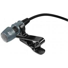 Microphone électret cravate