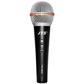 Microphone dynamique pour le chant