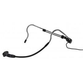 Microphone serre-tête électret