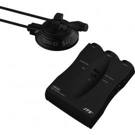 Microphone miniature électret pour instrument