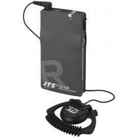 Récepteur de poche, système pour guide