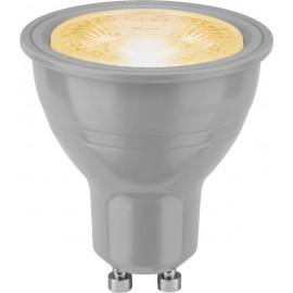 Lampe LED réflecteur COB, GU10, ~ 230 V/6,2 W, 450 lm, blanc chaud