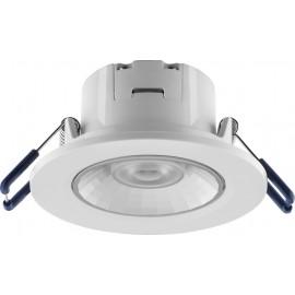 Projecteur LED encastré, rond et plat, 5,5 W