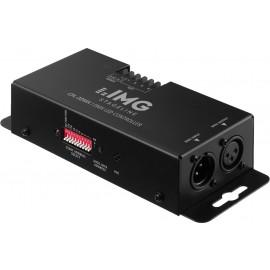 Contrôleur LED RGB 3 canaux avec interface DMX