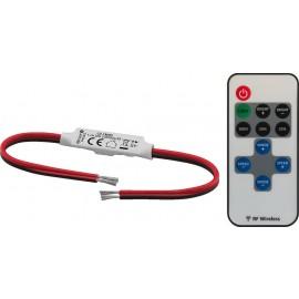 Mini contrôleur LED sans fil, 1 canal