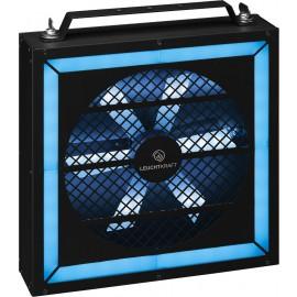 Jeu de lumière à LED, ventilateur